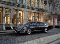 2016 Cadillac CT6: Technology Abounds