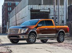 2017 Nissan Titan: redefining the pickup