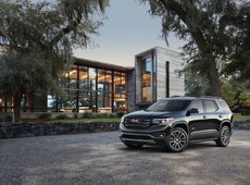 The most spacious Buick, GMC, and Cadillac Models