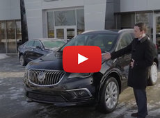 Buick Envision Driving Experience