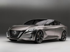 Nissan's VMotion 2.0 Concept stars at Canadian International Auto Show