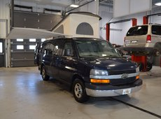 Chevrolet Express Cargo Van New west édition 2005