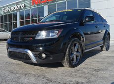 Dodge Journey Crossroad AWD  7 PASSAGERS CUIR MAGS 2017