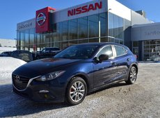 2014 Mazda Mazda3 GS-SKY HATCHBACK MANUELLE TIRE HIVER INCLUS