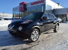 2015 Nissan Juke SV  AUTOMATIQUE  PNEUS HIVER INCLUS   BAS KILO