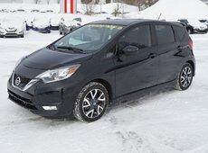 2017 Nissan Versa Note 1.6 SR SPORT AUTOMATIQUE