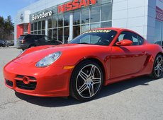 Porsche Cayman S MANUELLE MAGS 911 CONDITION SHOWROOM 2008