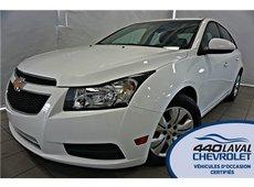 2014 Chevrolet Cruze LT BLUETOOTH CAMERA