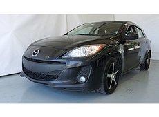 Mazda Mazda3 GX SPORT MANUELLE GROUPE ÉLECTRIQUE MAGS! 2012