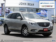 2015 Buick Enclave Leather REAR VISION CAMERA, POWER LIFTGATE