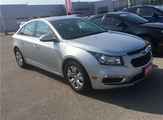 2015 Chevrolet Cruze BACK UP CAMERA, 7 COLOUR TOUCH SCREEN STEREO