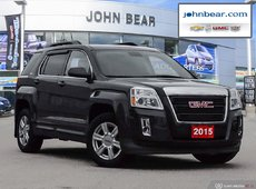 2015 GMC Terrain SLE JUST TRADED ONE OWNER VEHICLE