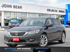 2014 Honda Accord Touring - JUST IN OFF LEASE