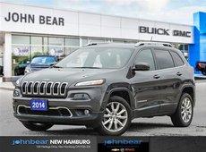 2014 Jeep Cherokee - Fully Loaded, NAVI, PANA ROOF