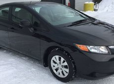 2012 Honda Civic Sdn LX COMFORT WITH VALUE FOR THE MONEY