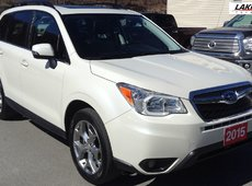 2015 Subaru Forester LIMITED ALL WHEEL DRIVE NAVIGATION