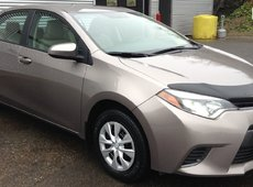 2015 Toyota Corolla LE ECO HEATED SEATS BACKUP CAMERA