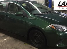 2015 Toyota Corolla LE ECO LOW EMISSION VEHICLE AND RELIABLE