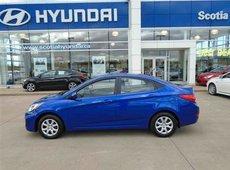 2012 Hyundai ACCENT 4 DR GL warranty remaining