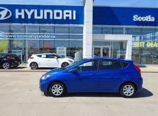 2013 Hyundai Accent GL MANUAL