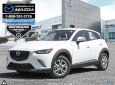 Mazda CX-3 GS FWD at 2017