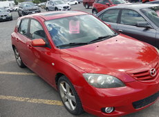 2004 Mazda Mazda3 MAZDA 3 SPORT GT