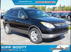 2011 Hyundai Veracruz Limited AWD, Leather, DVD, Sunroof