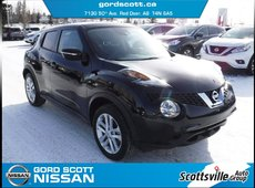 2017 Nissan Juke SV AWD, 1 Owner, Heated Cloth, Bluetooth, Turbo