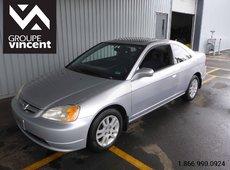 Honda Civic SI AUTO MAG CRUISE 2001
