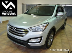 Hyundai Santa Fe SPORT 2.4L **AIR+CRUISE** 2014