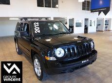 Jeep Patriot SPORT **AWD** 2012