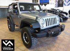 Jeep Wrangler SPORT 4X4 V6 2014