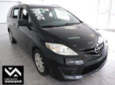 Mazda 5 GS AIR **AUTOMATIQUE** 2009