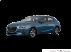 2018 Mazda Mazda3 Sport GX at