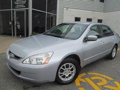 Honda Accord LX- 2005
