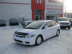 2009 Honda Civic Hybrid KIT PNEUS SUR RIMS