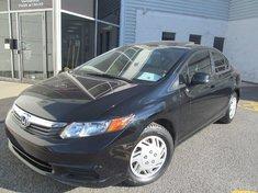 Honda Civic Sdn EX-Garantie gratuite de 10 ans ou 200.00km 2012