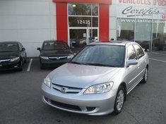 2005 Honda Civic LX-G