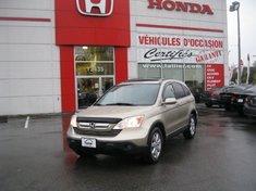 2009 Honda CR-V Ex-L (2 SYSTEME DVD INCLUS)