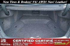 Acura TL W/Tech Pkg - AWD 2012