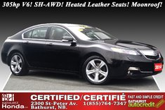 2014 Acura TL V6 - AWD