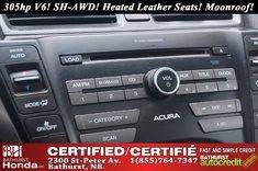 Used Acura TL V AWD At Bathurst Honda P - Acura tl leather seats