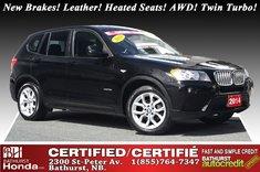 BMW X3 XDrive28i 2014