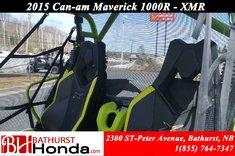 2015 Can-Am MAVERICK 1000R - XMR