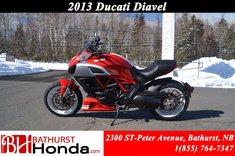 Ducati Diavel  2013