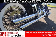 Harley-Davidson FLSTN Softail Deluxe 1688cc 2012