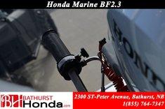 Honda Outboard BF2.3 Marine Engine 2017