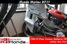 Honda Outboard BF15 Marine Engine 2017
