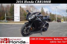 2016 Honda CBR1000RR