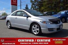 Honda Civic Coupe LX - SR 2010
